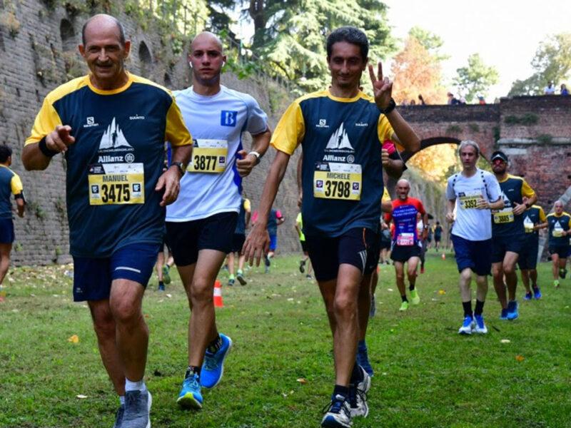 salomon running milano runners