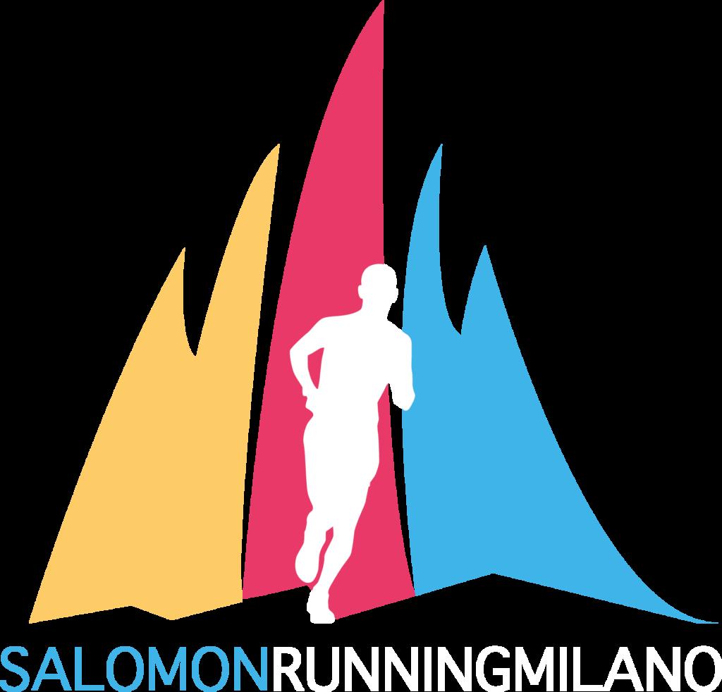 logo salomon running milano